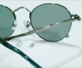 ゴルチエの眼鏡フレームをサングラスに~眼鏡のリメイク