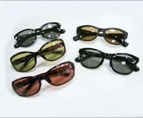 OZNIS FLAT TALEX偏光レンズのサングラス (オズニス フラット タレックス)