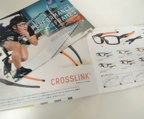 OAKLEY CROSS LINK オークリー クロスリンク(他 2014年新製品) カタログ