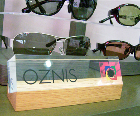 OZNIS オズニス 偏光サングラス (TALEX タレックス) 追加入荷。
