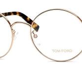 TOMFORD トムフォードの まん丸メガネ TF5436-D 入荷!